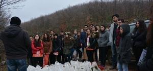 Biga´da dünya ormancılık günü kutlandı