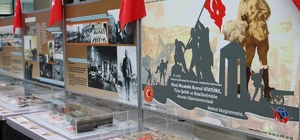 Çanakkale Savaşı objeleri KTO Karatay'da