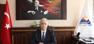 ESKİ Genel Müdürü Vural'dan Dünya Su Günü mesajı