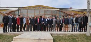Selçuk Üniversitesi Spor Kulübünde ilk genel kurul heyecanı