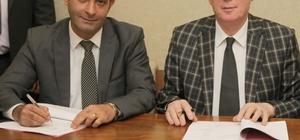 Odunpazarı Belediyesi taşeron işçileri için toplu iş sözleşmesi imzalandı