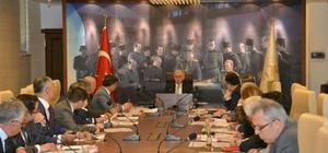 19 Mayıs Bayramı kutlama programı toplantısı