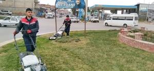 Alaşehir Belediyesi'nden hummalı çalışma