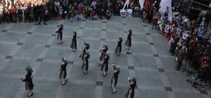 Nazilli'de 7. Uluslararası Nevruz Bayramı kutlandı