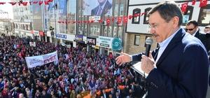 Başkan Gökçek, Beypazarı'nda