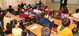 Büyükşehir belediyesinden öğrencilere gıda ve hijyen eğitimi