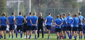 Finlandiya A Milli Takımı'nda Türkiye maçı hazırlıkları