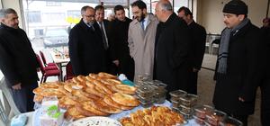 Ahıska Türkleri için yapılacak Kur'an kursları yararına kermes