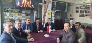 Başkan Yalçın, Bursa'da hemşehrileriyle bir araya geldi