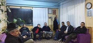 Hisarcık'ta 'Din Görevlileri Ders Halkaları' projesi