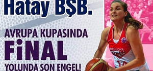 Bellona AGÜ Spor, EuroCup Finali İçin Sahada
