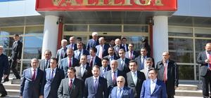 Enerji ve Tabii Kaynaklar Bakanı Albayrak, Kırşehir'de