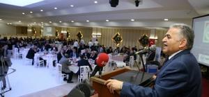 Kazancılar Çarşısı Projesi için toplantı yapıldı