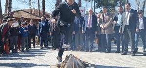 Alaçam'da Nevruz kutlaması