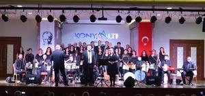 Konyaaltı Belediyesi'nde 'Çanakkale Türküleri'