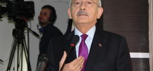 CHP Genel Başkanı Kılıçdaroğlu, Afyonkarahisar'da
