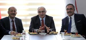 Samsun'da İŞKUR istihdam seferberliği toplantısı