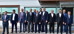 AK Parti Genel Başkan Yardımcısı Ahmet Sorgun'dan Uşak'a ziyaret