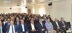 """Başkan Akay, """"Avrupa'da artan Türk düşmanlığı asırların meselesidir"""""""