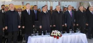 Bakanlar Arslan ve Yılmaz Sivas'ta