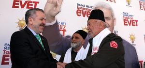 AK Parti Genel Başkan Yardımcısı Dişli: