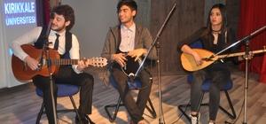 Sungurlu MYO öğrencileri Aşık Veysel'i andı