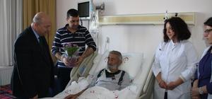 FETÖ'den devralınan hastane palyatif ve yaşlı bakım merkezi oldu