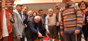 Başkan Çerçi yaşlılarla buluştu