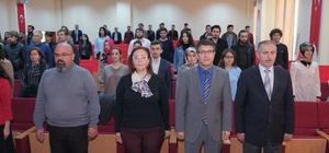 Bilecik Şeyh Edebali Üniversitesinde Çanakkale programı