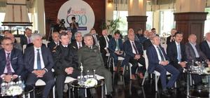 Antalya'da Belek Turizm Bölgesi için özel güvenlik protokolü