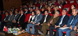 """Aydın'da """"Cumhurbaşkanlığı Hükümet Sistemi"""" toplantısı"""