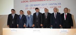 Başkan Türel, yerel yönetimde inovasyonun önemini anlattı