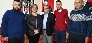 Pekdaş ve CHP'li kadınlardan Kiraz'a referandum çıkarması