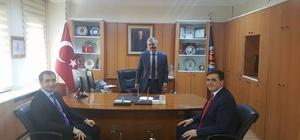 Başkan Yalçın'ın Bursa temasları