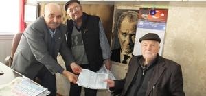 Burhaniye'de gübre ve mazot desteği başvuruları