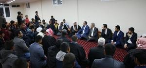 Başkan Demirkol devletin istiklali için evet oyu verilmesini istedi
