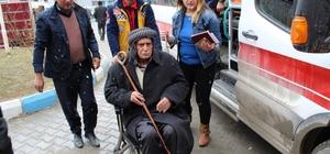 Yaşlılara sağlık hizmeti