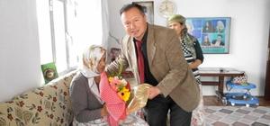Bozyazı'da yaşlılar unutulmadı