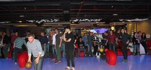 UEDAŞ çalışanları Bowling Turnuvasında Stres Attı