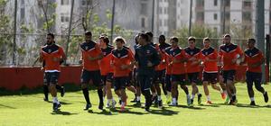 Adanaspor'da Galatasaray maçı hazırlıkları