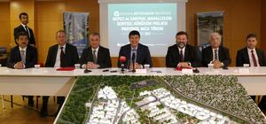 Antalya'da kentsel dönüşüm protokolü