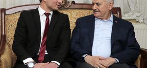 Başbakan Yıldırım Isparta'da