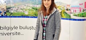 ADÜ'nün yabancı öğrencisinden makale yarışmasında ikincilik ödülü