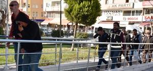 Sinop'taki uyuşturucu ve kaçak silah operasyonu