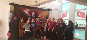 Engelli öğrenciler Portakiz'e gitti