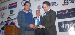 İHA'ya 'Duayen Gazetecilik' ödülü