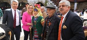 Milas'ta Yaşlılara Saygı Haftası kutlandı