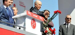MHP'nin Kayseri mitingi