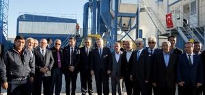 Başkan Akyürek, Ereğli'de asfalt sezonunu açtı