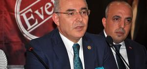 """""""16 Nisan Anayasa Referandumu ve Siyasi Gelişmeler"""" toplantısı"""